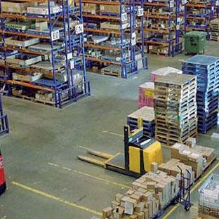 Складове за търговия с хранителни стоки и др.