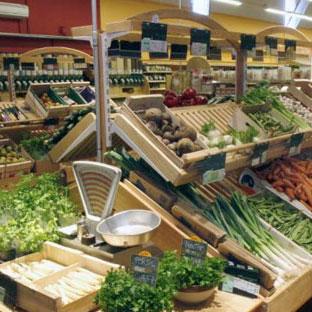 Магазини за хранителни стоки, вкл. с производство за собствени нужди